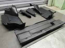 AE86 Black 3dr Hatch trims