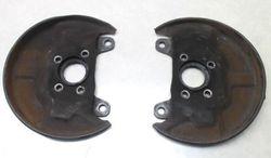 Front Brake Backing plates