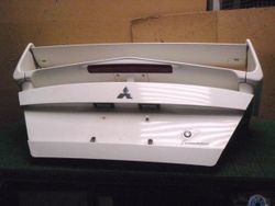 EVO VI Rear Wing and Boot Lid Assy