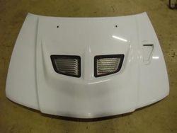 EVO V / VI Factory Aluminium bonnet Assy