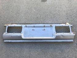 3dr Rear Panel