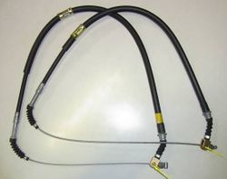New T Series Disc Brake hand brake cables