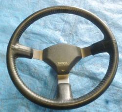GT Apex Steering Wheel