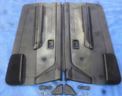 GT APex Front Wind Up Door Cards