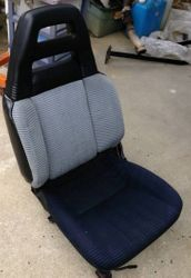 GTV LHS Seat