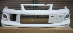 EVO CP9A TME 6.5 Front Bumper Assy with Factory Fog Lights