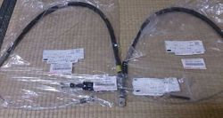 New AE86 T Series Disc H/Brkae Cables PR