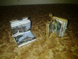 inside souvenir books