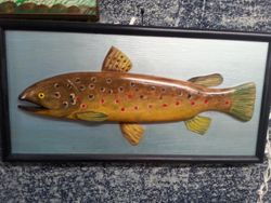 FRESH WATER BROOK TROUT