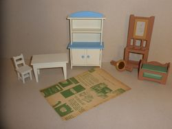 No1988B Dolls house furniture S1 - 01