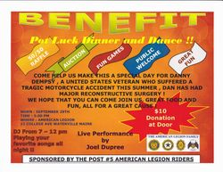 Benefit Dinner and Dance