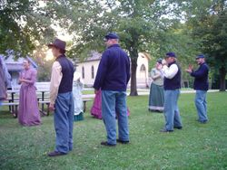 Evening Dance - The Landing, Labor Day 2010