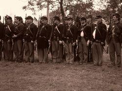 Pipestone 2010, 3rd Company, Federal Battalion