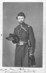 Capt. William Arkins, Co. A