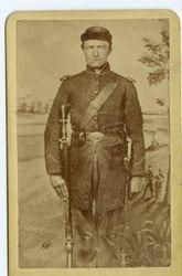 Pvt. Ernst Boessling, Co. D