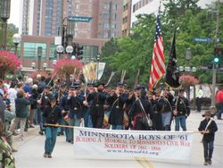 Tribute of Honor Parade, Sept 17, 2011