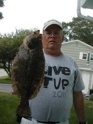 5/30/2012 - Shore Fluke