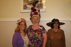guest with members, Maryann & Sandra