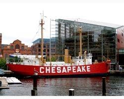 Coast Guard lightship Chesapeake