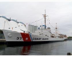 US Coast Guard Cutter Taney