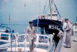 Alex Bay July 4, 1957