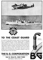 Tribute to the Coast Guard