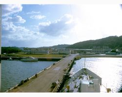 Rodman Naval Base Jan71