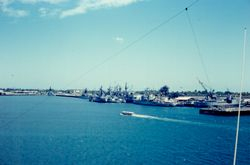 Pearl Harbor Navy Base