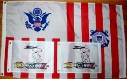 Snoopy Break Away Flags