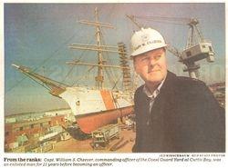 Capt William Cheevers ..
