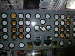 Main controlGauge board