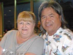Kathy and Roger Lumibao