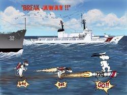 Unrep Breakaway newsletter art