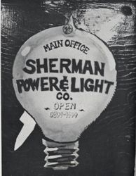 Sherman Power and Light Co
