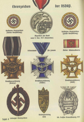 Medals of the Reich
