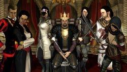 Throne of Avalon