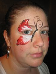 Canada Day Butterfly