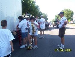 4th of July parade 2008