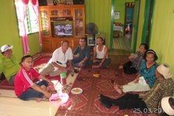 In Tengkapak, Bulungan, Kaltim, Indonesia