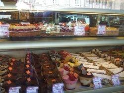 Bakery at Villedieu les Poeles