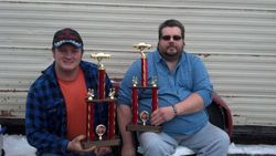 2012 Rookie of the Year & Sportsman of the Year
