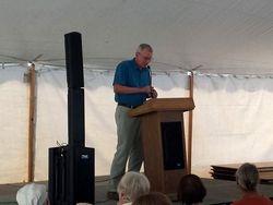Archaeologist Steve Lekson