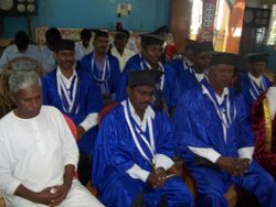 CONVOCATION ON 10-1-2011