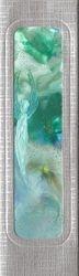encaustic wax bookmark