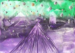 Arcturus Crystal Temples of Wisdom