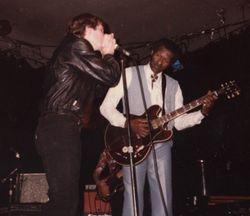 Chuck Berry & Me 1986