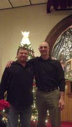 Pastors Dave Snyder and Dan Klebes