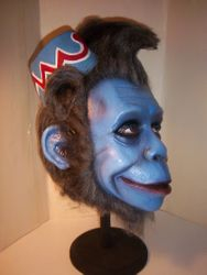 NIKO the winged monkey make-over by the talented Tony Pitocco.