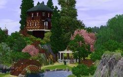 Treehouse for Gnomelandia