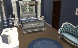Blue Wrap House